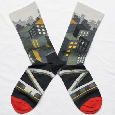 Bonne Maison Socks - Multico City