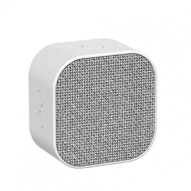 Kreafunk aCube Bluetooth Speaker - White