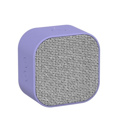 Kreafunk aCUBE Bluetooth Speaker - Spring Lavender