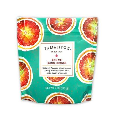 Bite Me Blood Orange Tamalitoz Candy