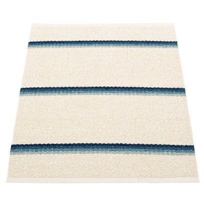 Pappelina Olle Small Mat - Blue