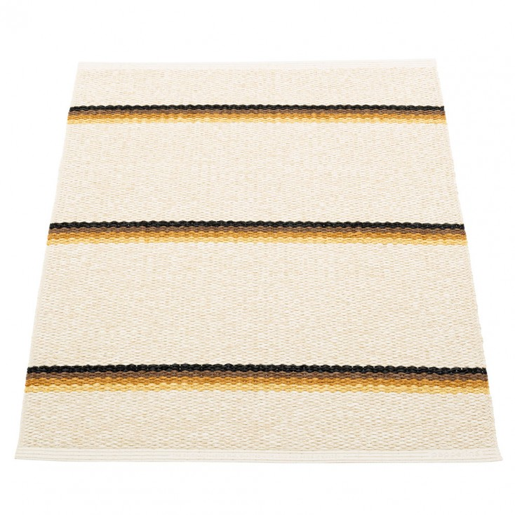 Pappelina Olle Small Mat - Ochre