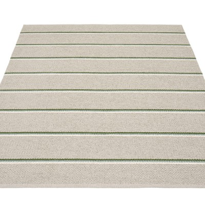 Pappelina Olle Large Rug - Green 180 x 260 cm