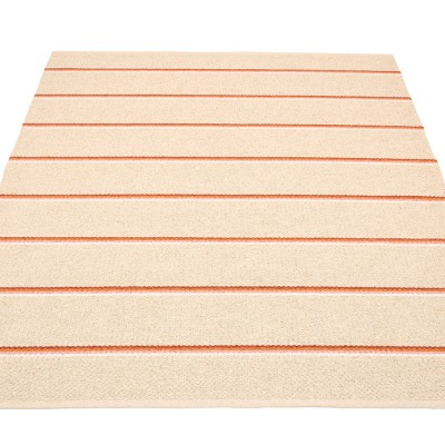 Pappelina Olle Large Rug - Brick 180 x 260 cm