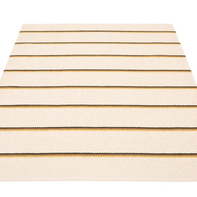 Pappelina Olle Large Rug - Ochre 180 x 260 cm