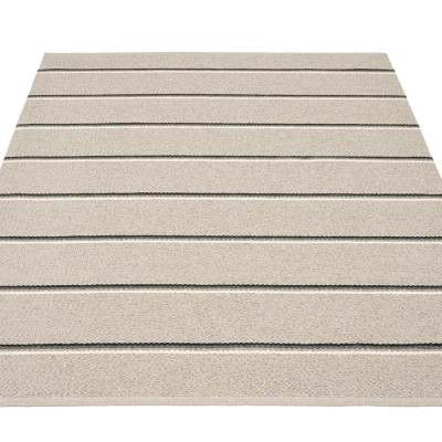 Pappelina Olle Large Rug - Grey 180 x 260 cm