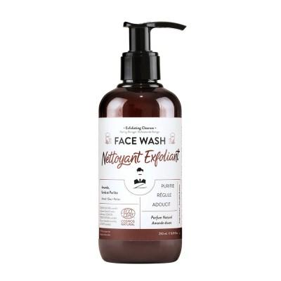 Monsieur Barbier Face Wash - Exfoliating Cleanser