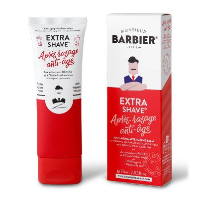 Monsieur Barbier Extra-Shave Anti-Ageing After-Shave Balm
