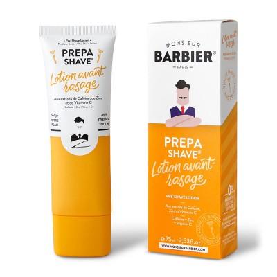 Monsieur Barbier Prepa-Shave - Pre-Shave Lotion