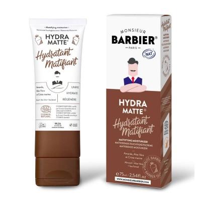 Monsieur Barbier Hydra-matte - Mattifying Moisturiser