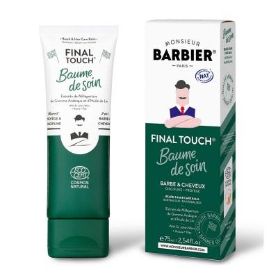Monsieur Barbier Final Touch - Beard and Hair Care Balm
