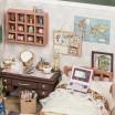 Anne's Bedroom - DIY Miniature Kit