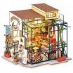 Emily's Flower Shop - DIY Miniature Kit