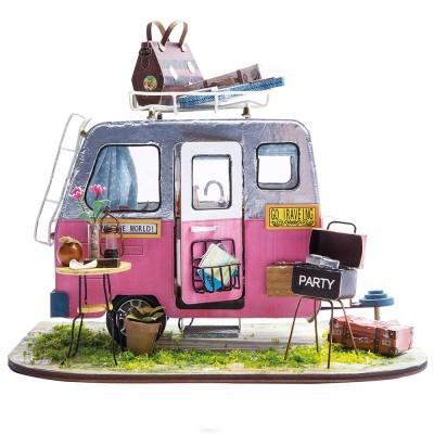 Happy Camper - DIY Miniature Kit