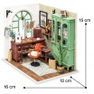 Jimmy's Studio - DIY Miniature Kit