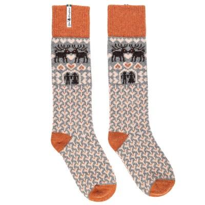 Öjbro Swedish Wool Socks - Fästfolk Emilia & Einar