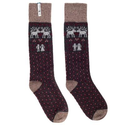 Öjbro Swedish Wool Socks - Fästfolk Embla & Erling