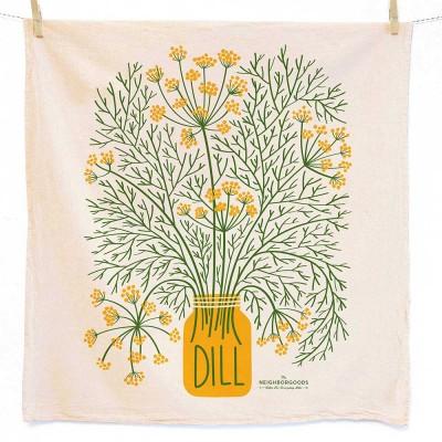 Dill Tea Towel - The Neighborgoods