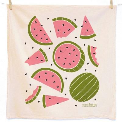 Watermelon Tea Towel - The Neighborgoods