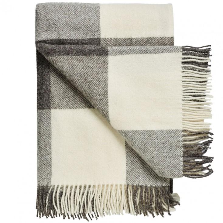Ærø Scandinavian Wool Throw