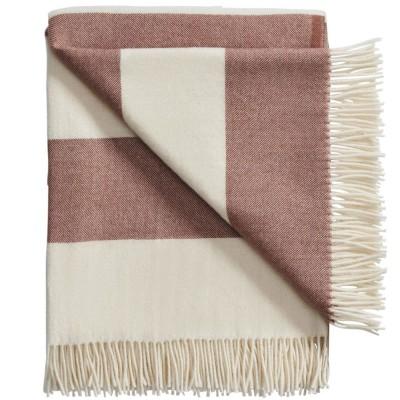 Silkeborg The Sweater Wool Throw - Brown