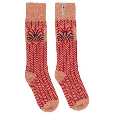 Öjbro Swedish Wool Socks - Ingvor