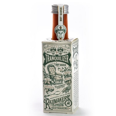 Tranquilizer Hot Sauce by Raijmakers Heetmakers