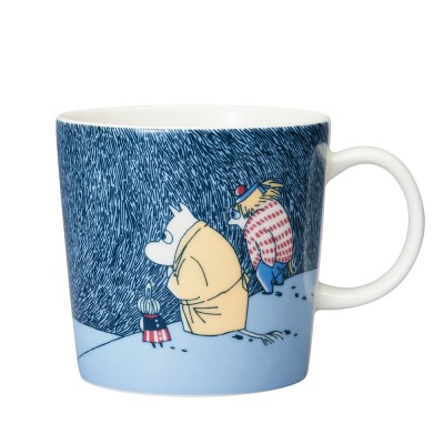 Arabia Moomin Mug - Snow Moonlight 2021