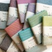 Vaxbo Swedish Linen Bath Mats