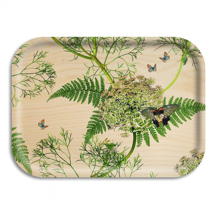 Ary Trays Michael Angove Natural Dill Trays - 27 x 20 cm