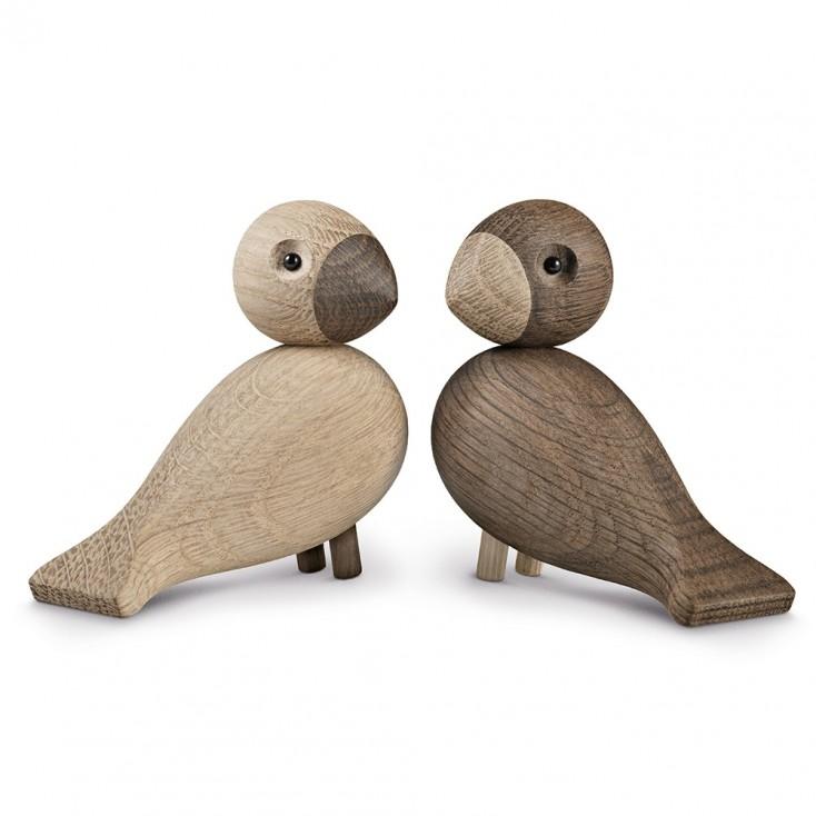 Kay Bojesen Lovebirds By Rosendahl