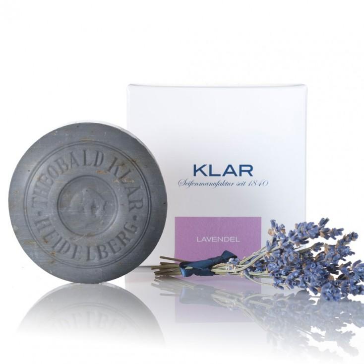 Klar's Lavender Bath Soap