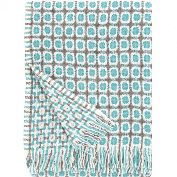 Lapuan Kankurit Corona Blanket - Turquoise