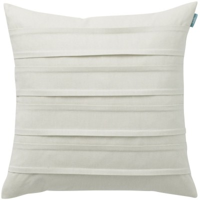 Spira Pleat Cushion Cover - Ivory