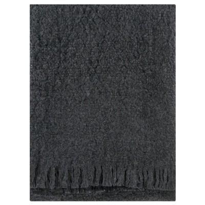 Lapuan Kankurit Dark Grey Corona Uni Blanket