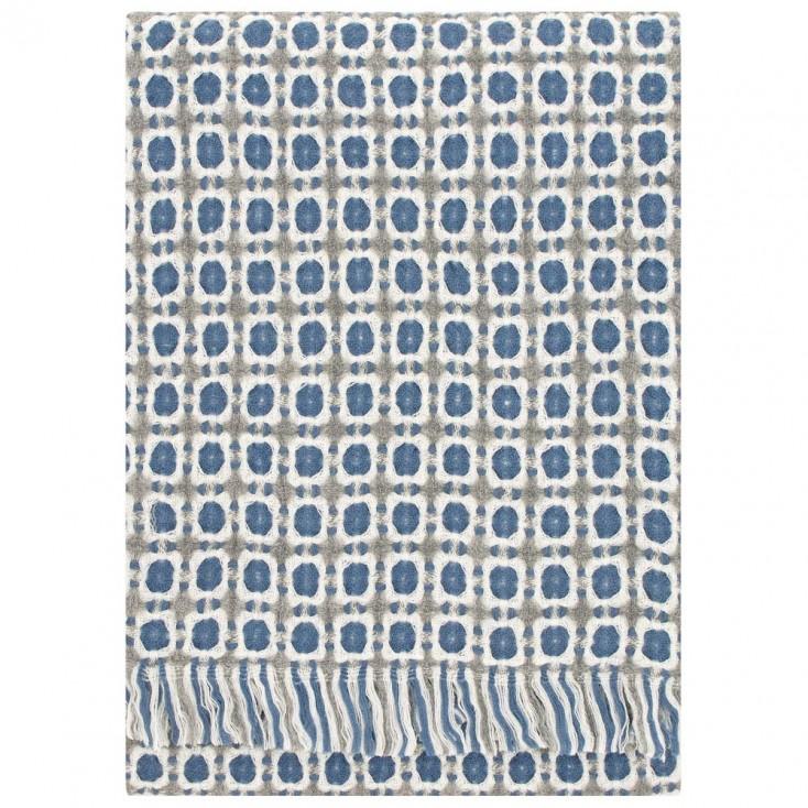 Lapuan Kankurit Blue Corona Blanket