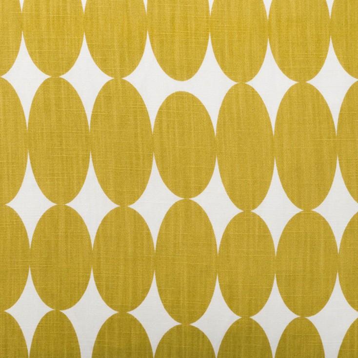 Spira Vilma Mustard Scandinavian Fabric