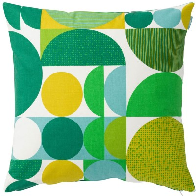 Spira Anita Green Cushion