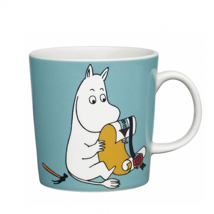 Arabia Moomin Mug - Moomintroll
