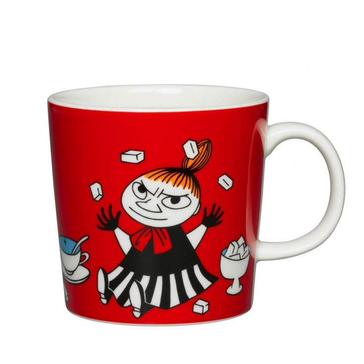 Arabia Moomin Little My Mug