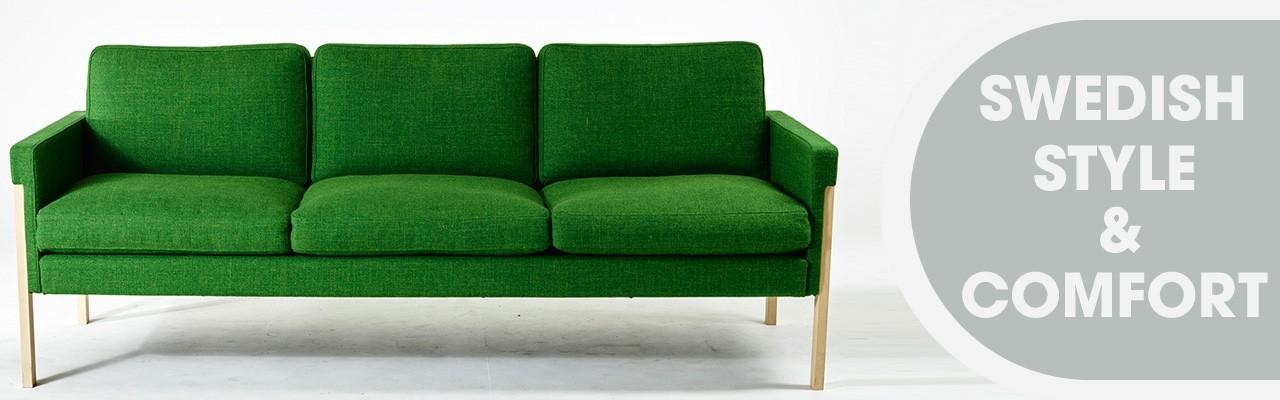 Scandinavian Chairs & Sofas | HUS & HEM