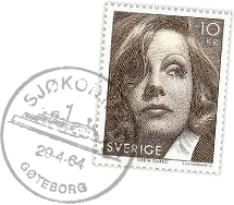Newsletter stamp
